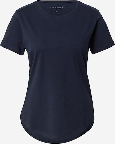 CASA AMUK Camiseta 'Saddle' en azul oscuro, Vista del producto