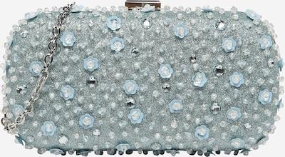 Borsa a tracolla mascara di colore azzurro, Visualizzazione prodotti