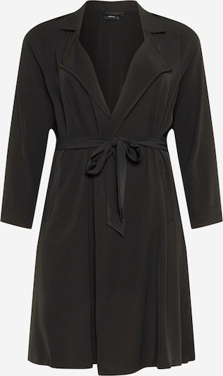 Zizzi Between-seasons coat 'MSPRING' in Black, Item view