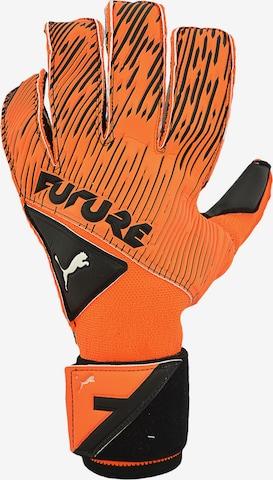 PUMA Handschuhe in Orange
