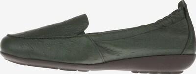 Natural Feet Mokassin 'Alessandra' in grün, Produktansicht