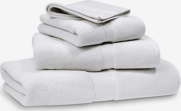 Ralph Lauren Home Towel 'AVENUE' in White