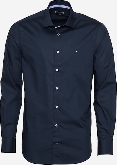 Tommy Hilfiger Tailored Shirt in navy / red / white, Item view