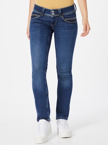 Pepe Jeans Jeans 'Venus' in Blau