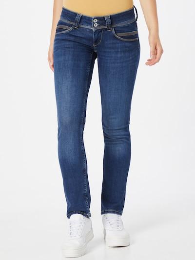 Jeans 'Venus' Pepe Jeans pe albastru denim, Vizualizare model