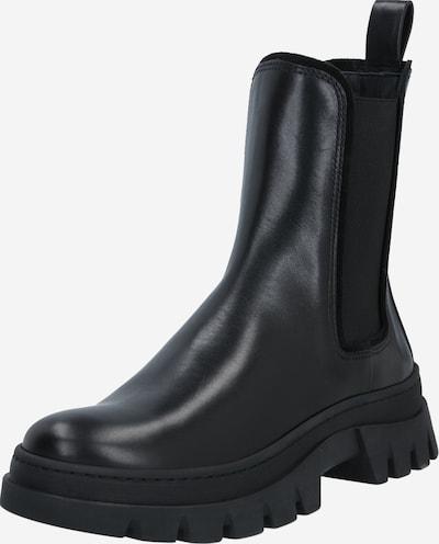 BOSS Chelsea škornji | črna barva, Prikaz izdelka