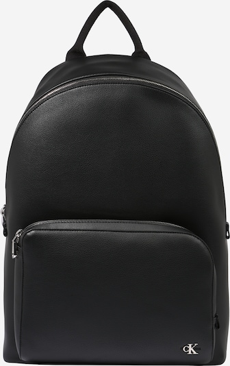 Calvin Klein Jeans Backpack 'CAMPUS' in black, Item view