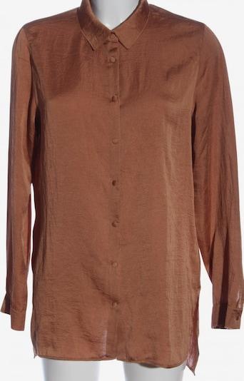Turnover Langarmhemd in XL in bronze, Produktansicht