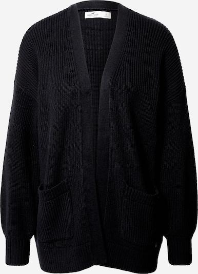 HOLLISTER Strickjacke in schwarz, Produktansicht