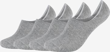 camano Füßling-Set in Grau