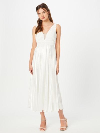 Forever Unique Kleid in weiß, Modelansicht