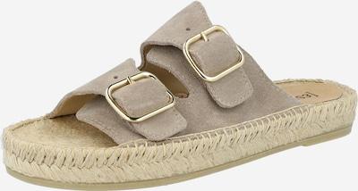 espadrij l´originale Pantolette 'Claquette' in camel, Produktansicht