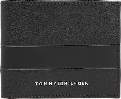 TOMMY HILFIGER Portemonnee 'INTARSIA' in de kleur Zwart, Productweergave