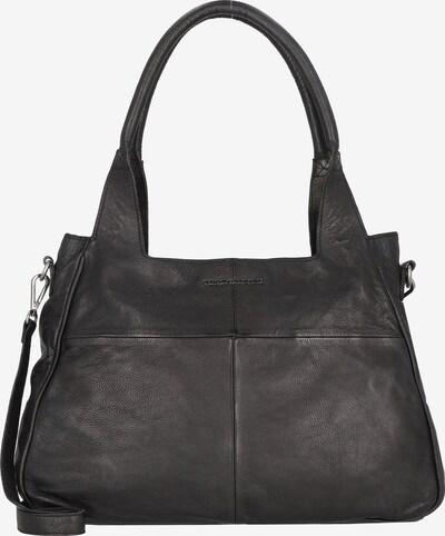 Taschendieb Wien Schultertasche in schwarz, Produktansicht