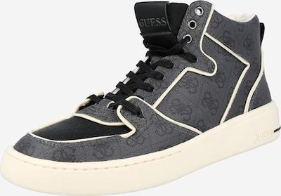 GUESS Zapatillas deportivas altas 'Verona' en gris / negro / blanco, Vista del producto