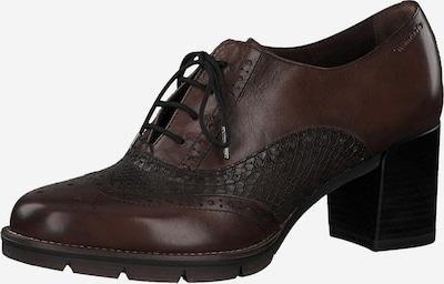 TAMARIS Schuhe in dunkelbraun, Produktansicht