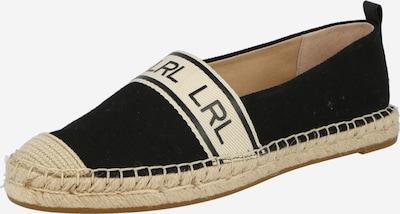 Espadrillas 'CAYLEE' Lauren Ralph Lauren di colore beige / nero, Visualizzazione prodotti