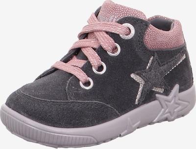 SUPERFIT Schuh 'STARLIGHT' in grau / rosa, Produktansicht