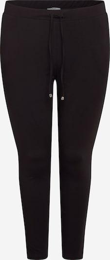 ABOUT YOU Curvy Pantalon 'Carina' en noir, Vue avec produit