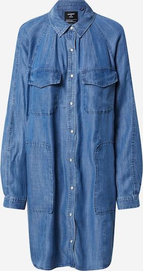 Superdry Лятна рокла 'TENCEL OVERSIZED SHIRT DRESS' в синьо, Преглед на продукта