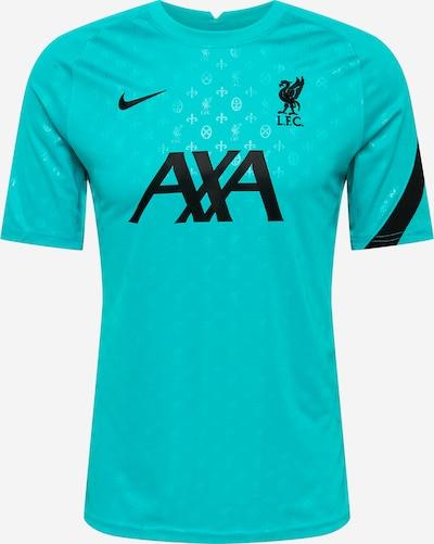 NIKE Camiseta de fútbol 'Liverpool FC' en jade / negro, Vista del producto