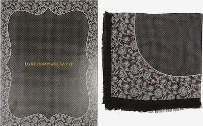 MJM Schal 'Adelina' in beige / grau / schwarz, Produktansicht