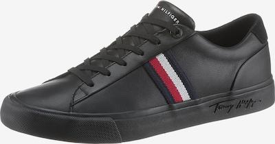 TOMMY HILFIGER Sneaker in navy / rot / schwarz / weiß, Produktansicht