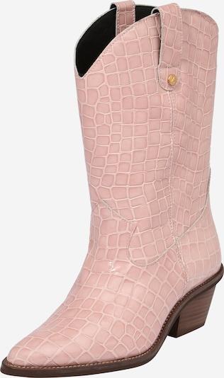 Fabienne Chapot Cowboy saappaat 'Holly' värissä beige / vaalea pinkki, Tuotenäkymä