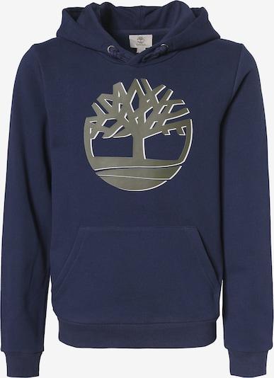 TIMBERLAND Sweatshirt in dunkelblau / khaki, Produktansicht