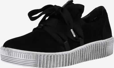Sneaker low GABOR pe negru, Vizualizare produs