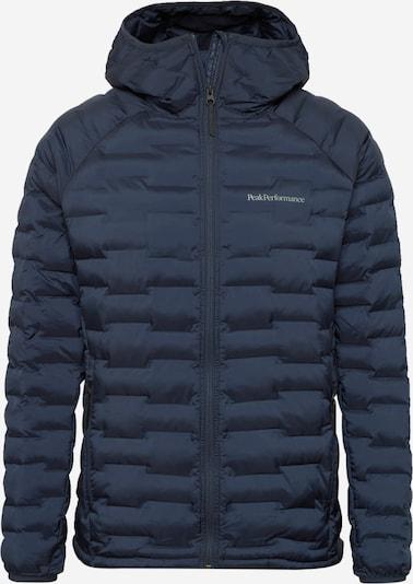 PEAK PERFORMANCE Outdoorjas 'Argon' in de kleur Donkerblauw, Productweergave