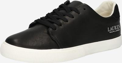 Sneaker low 'JOANA' Lauren Ralph Lauren pe negru / alb, Vizualizare produs