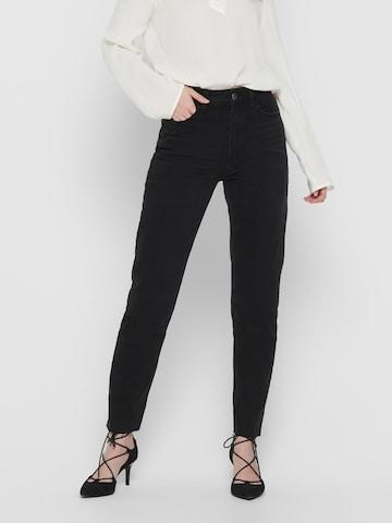 ONLY Jeans 'Emily' in Zwart