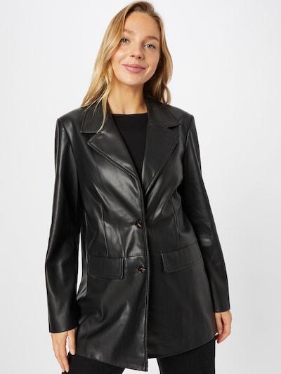 mbym Blazer 'Hilwa' in Black, View model