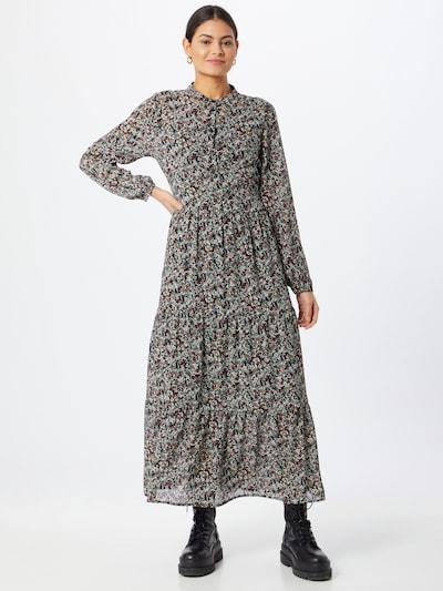 MOSS COPENHAGEN Šaty 'Glorie Rikkelie' - zmiešané farby / čierna, Model/-ka
