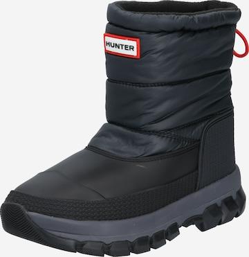 melns HUNTER Sniega apavi