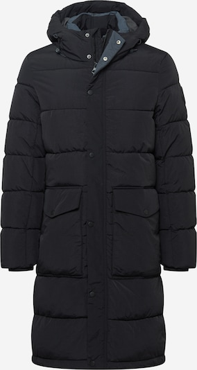 Palton de iarnă s.Oliver pe negru, Vizualizare produs