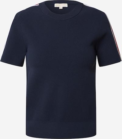 MICHAEL Michael Kors Пуловер в нейви синьо / червено / бяло, Преглед на продукта