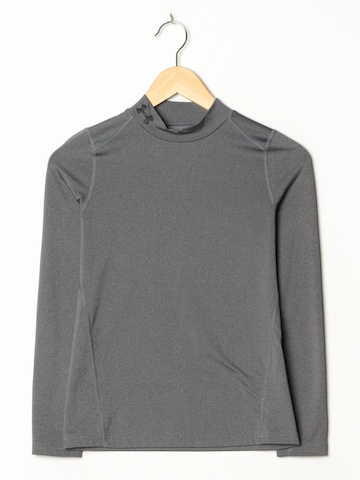 UNDER ARMOUR Sweatshirt in XS in Grau