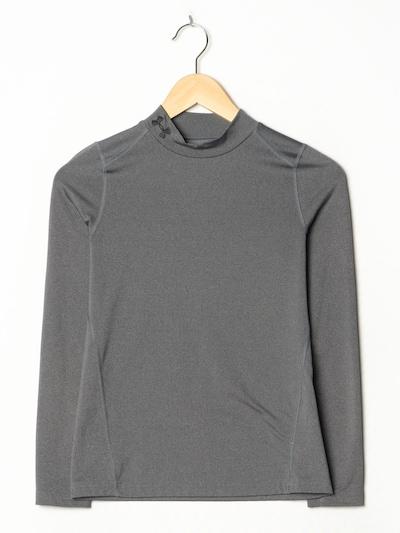 UNDER ARMOUR Sweatshirt in XS in basaltgrau, Produktansicht