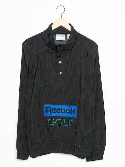 REEBOK Anorak in L-XL in schwarz, Produktansicht
