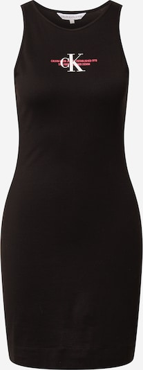 Calvin Klein Jeans Dress in Pink / Black / White, Item view