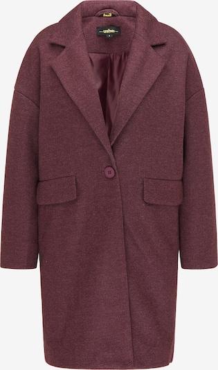 Palton de primăvară-toamnă usha BLACK LABEL pe roșu-violet, Vizualizare produs