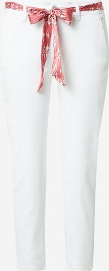 FREEMAN T. PORTER Chino 'Claudia' in de kleur Wit, Productweergave