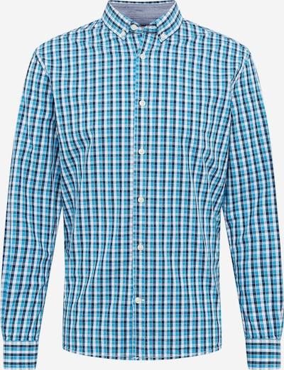 TOM TAILOR Koszula w kolorze niebieski / błękitny / białym, Podgląd produktu