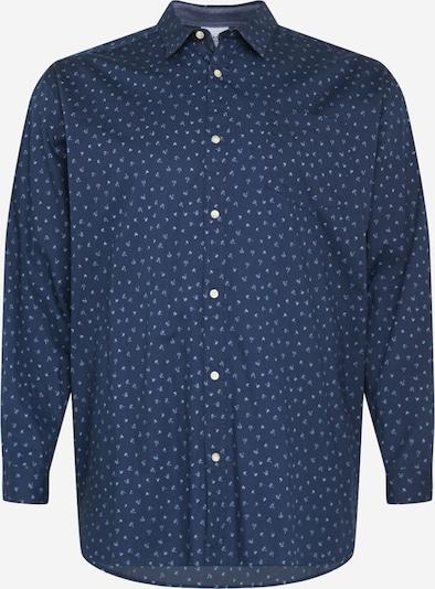 Jack & Jones Plus Košile 'FRANK' - modrá / bílá, Produkt