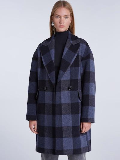 kék / fekete SET Átmeneti kabátok, Modell nézet