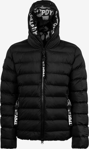 Veste d'hiver ' Neo ' trueprodigy en noir