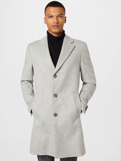 STRELLSON Mantel 'Adria' in graumeliert, Modelansicht