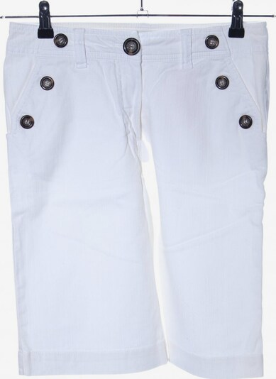VIVANCE Shorts in S in weiß, Produktansicht